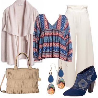 Outfit Evviva il folk