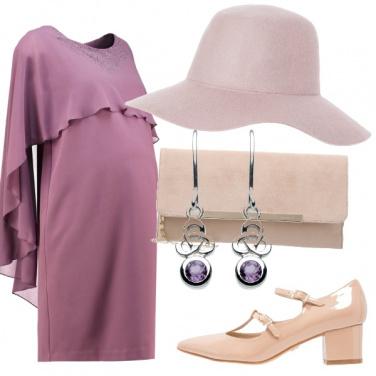 Outfit Mamma e cerimonia