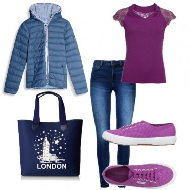Outfit Urban #6597
