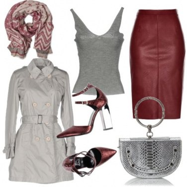 Outfit CMPS Già trench time?