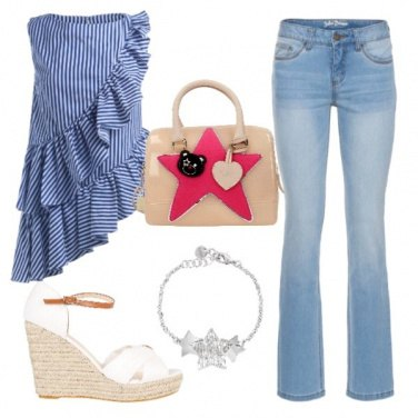 Outfit Settembre in relax