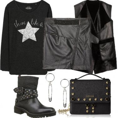 Outfit Brillare come una star