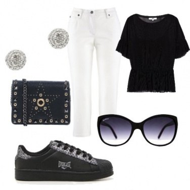 Outfit Urban #6604