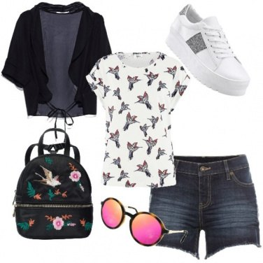 Outfit Urban #6609