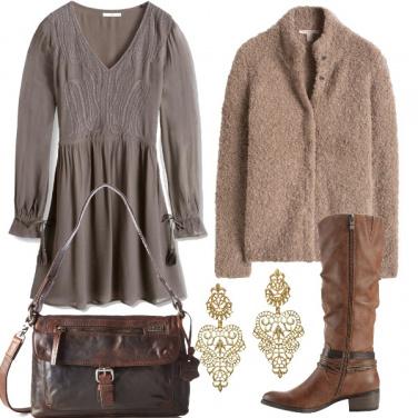 Outfit Romantico bohemien