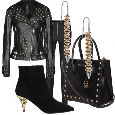 Outfit Rock #2876