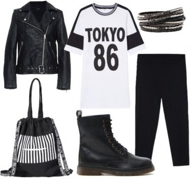 Outfit Urban girl