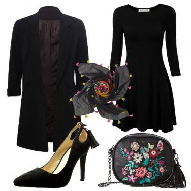 Outfit Punti di colore