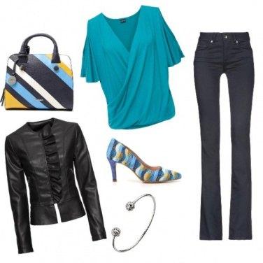 Outfit Aperitivo dopo il lavoro