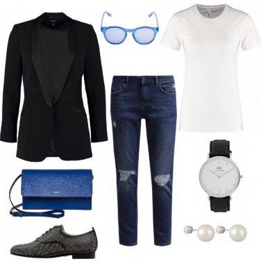 Outfit Blazer