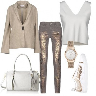 Outfit Oro&terra