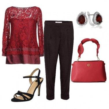 Outfit Serata a teatro