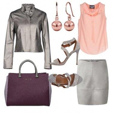 Outfit CMPS Rosé
