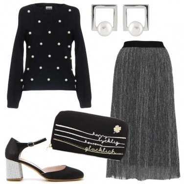 Outfit Perle allover