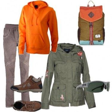 Outfit Fine settimana in montagna