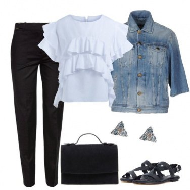 Outfit Trendy #21081