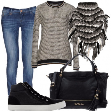 Outfit Il sole in autunno