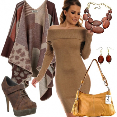 Outfit Sexy in autunno