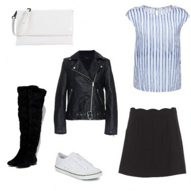 Outfit Rock #2890