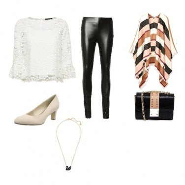 Outfit Trendy #21107