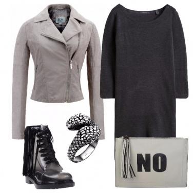 Outfit Anfibio sfumato