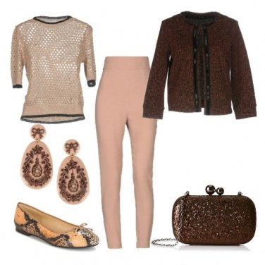 Outfit Party autunnale a sorpresa