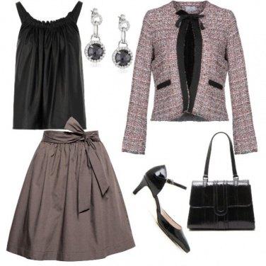 Outfit Tweed
