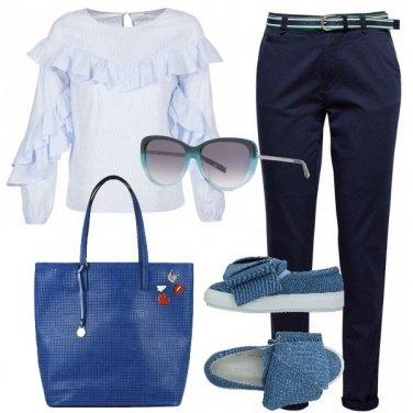 Outfit Pronta per le lezioni