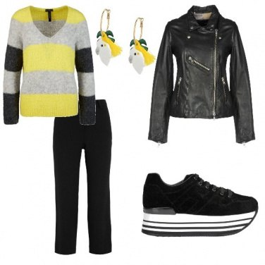 Outfit For girl to attend university