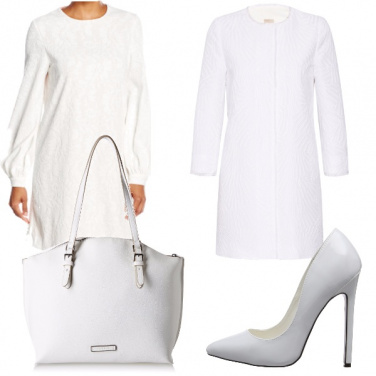 Outfit Bianco molto bianco