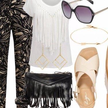 Outfit Frange forever