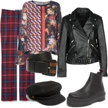 Outfit Tendenze A/I in mix and match