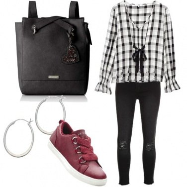 Outfit Urban #6661