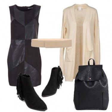 Outfit Frange e zainetto