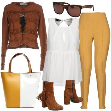 Outfit Verso nuove tendenze