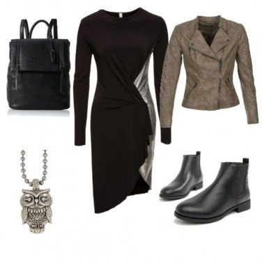 Outfit Tubino trendy