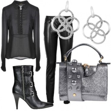 Outfit Rock #2897