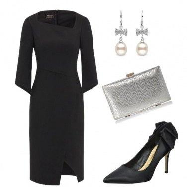 Outfit Serata molto formale
