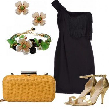 Outfit Frange con stile