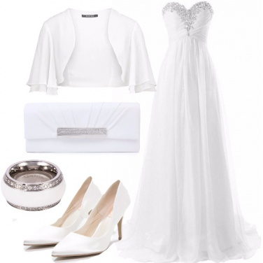Outfit Sposa alternativa