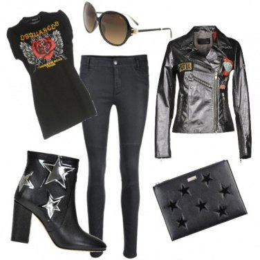 Outfit Rock #2902