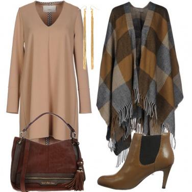 Outfit Sui toni del marrone