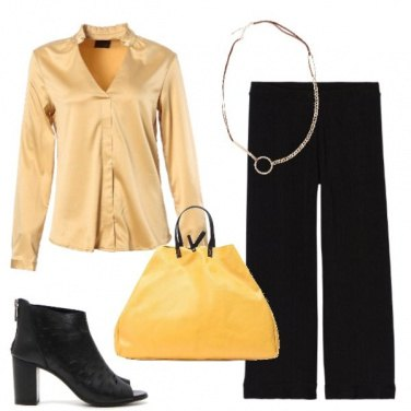 Outfit Giallo must have
