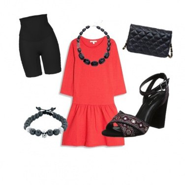 Outfit Curvy e felice