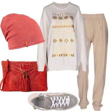 Outfit Dinamica e scattante