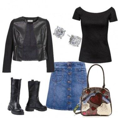 Outfit In giro a fare shopping