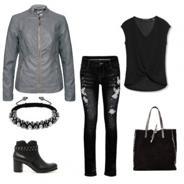 Outfit Uni trendy