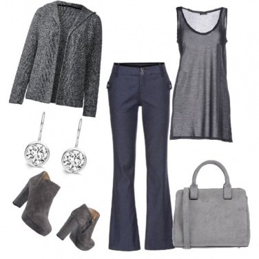Outfit We love grey