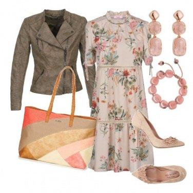 Outfit Bon ton settembrino