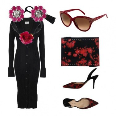 Outfit Cocktail informale